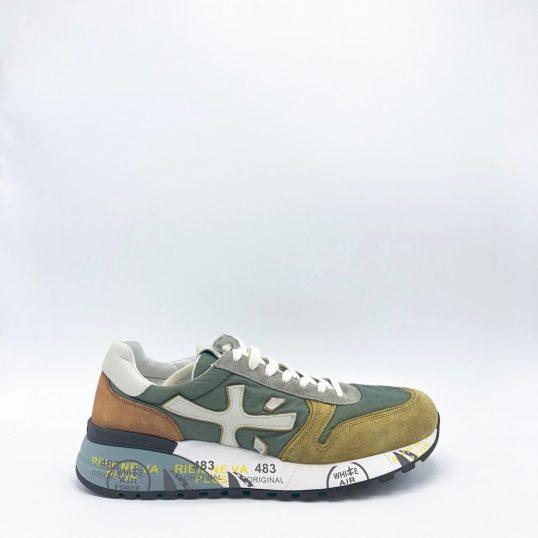 Premiata sneaker groen
