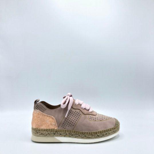 Kanna sneaker bruin / 2296