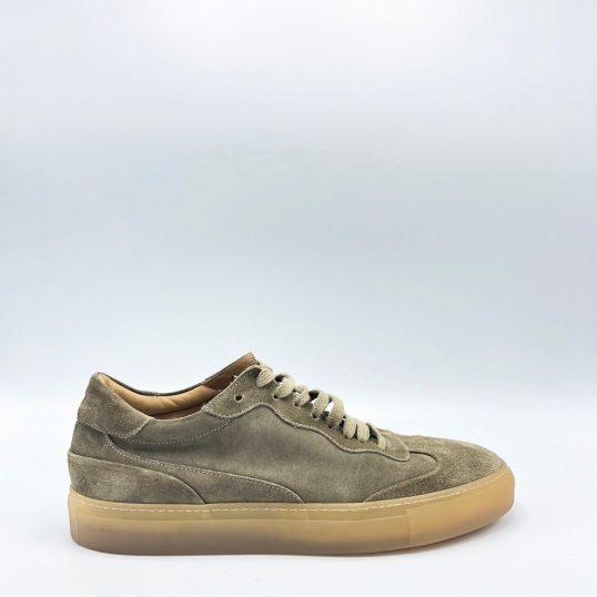Corvari sneaker bruin