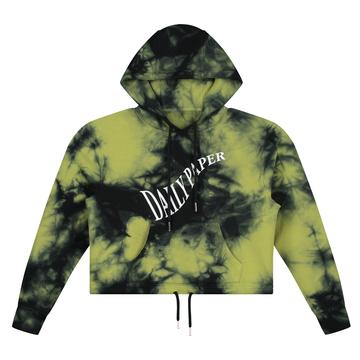 Daily paper hoodie groen/zwart