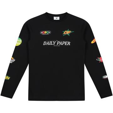 Daily paper t-shirt lange mouw GEFF