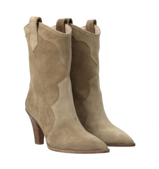 Freelance Mary 7 DEC TUBE BOOT Taupe
